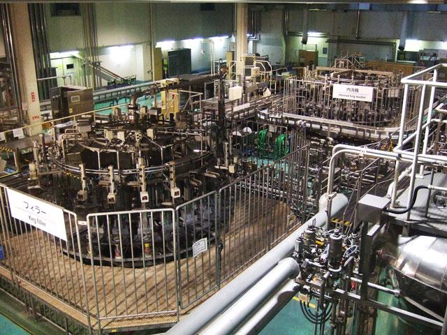 ビール製造機械