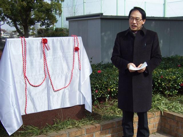亀山郁夫外語大学長