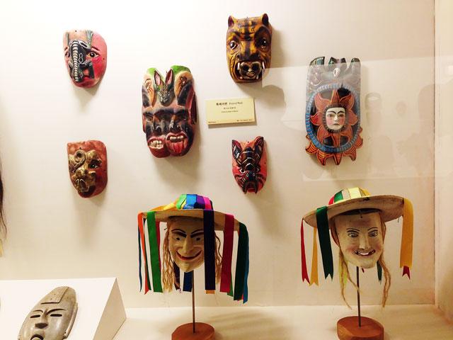 世界仮面博物館