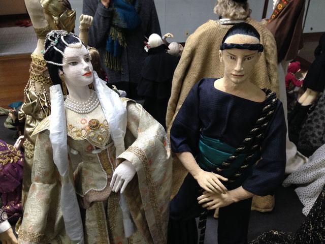 人形コレクション